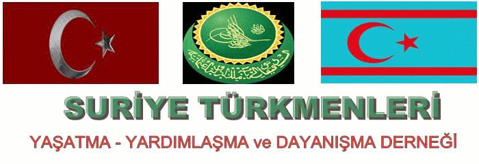 Suriye Türkmenleri, Derneği, Türkmen, Suriye, Türkmenleri